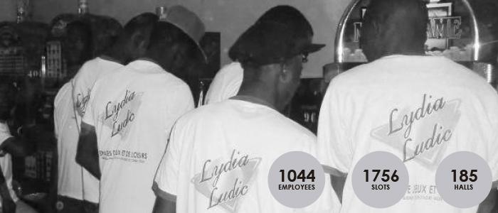 Lydia Ludic Burkina Faso · Espaces de Jeux et de Loisirs